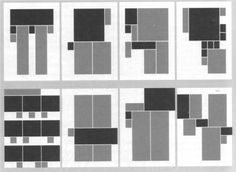 Great examples of creative layouts using Grids
