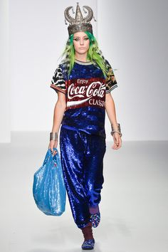 Ashish Spring 2014 Ready-to-Wear Collection Slideshow on Style.com