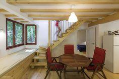 képek: Ház az erdőben