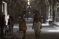 managed to capture two of the Poosari's (Hindu Priests) at the Kovil after their Pooja ceremony
