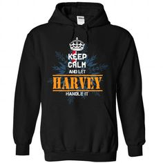 0710 Keep Calm and let HARVEY Hanlde It T-Shirts, Hoodies (39$ ==► BUY Now!)