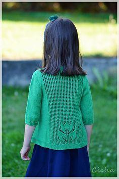Ravelry: Endless Spring Cardigan pattern by Anna Rauf