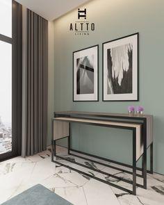 Mesas de Apoyo. Hall de ingreso. By Altto. #Altto. Visto en Maison & Object Paris 2016