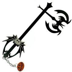 Kingdom Hearts Oathkeeper Keyblade | Kingdom Hearts | Pinterest ...