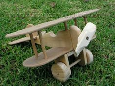 FREE wooden toy plans - stacks