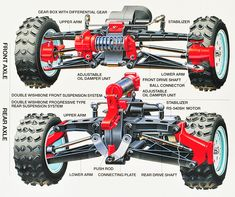 Once kits like the Frog and Hornet got re-issued, you knew it was only a matter of time before a new Hot Shot appeared. Homemade Go Kart, Go Kart Plans, Diy Go Kart, Trophy Truck, Suspension Design, Buggy, Pedal Cars, Kit Cars, Automotive Design
