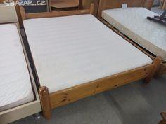 2500 Sokolov postel 160x200 s matracem