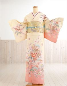 訪問着レンタル 七五三 結婚式 フルセット hw1358 母親 着物レンタル ? #RakutenIchiba #楽天 Yukata Kimono, Kimono Dress, Japanese Clothing, Japanese Outfits, Traditional Clothes, Traditional Japanese, Kimono Design, Hanfu, Pretty Dresses