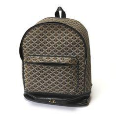 GOYARD : Vintage Backpack