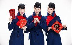 【China】 Xiamen Airlines cabin crew / 厦門航空 客室乗務員 【中国】 Dresses, Fashion, Vestidos, Moda, Fashion Styles, Dress, Fashion Illustrations, Gown, Outfits