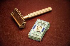 Classic Gillette razor