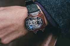 The Urwerk UR-110 Eastwood Watch