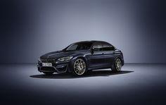 Actiemodelletje ter ere van verjaardag: BMW M3 30 Jahre Edition