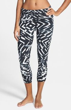 Omgirl 'Ahisma' Organic Cotton Capris available at #Nordstrom