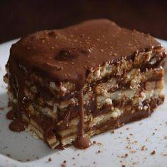 Aprenda a fazer Pave de bolacha maria e chocolate de maneira fácil e económica. As melhores receitas estão aqui, entre e aprenda a cozinhar como um verdadeiro chef.