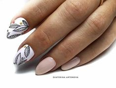 Fails Art Automne Ongles 37 Ideas For 2019 Pearl Nails, Gold Nails, Nude Nails, Pink Nails, Nail Art Cute, Hair And Nails, My Nails, Manicure, Nail Swag