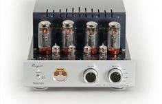 An affordable tube integrated Amplifier, Cayin MA-80 Selection