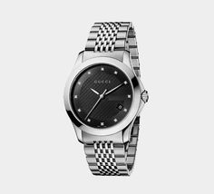 View our Gucci® G-Timeless Men's Watch. Browse our watches at Helzberg Diamonds today! Men's Watches, Luxury Watches, Watches For Men, Jewelry Watches, Nice Watches, Fashion Watches, Watches Online, Wrist Watches, Awesome Watches