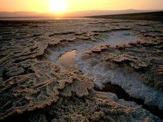 El Mar Muerto, de donde sale el barro que usamos para el jabón Pompeya y las sales 417