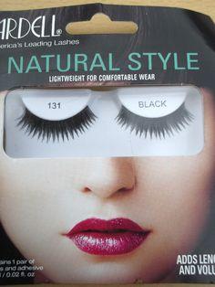 Ardell false eyelashes, just £2.54 delivered