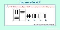Can your child solve this problem? #CogAT #practice #kindergarten