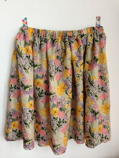 silk skirt for adults