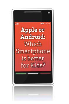 Which phone is best for kids? A feature by feature comparison of Apple, Android, and one more smartphone option. via @ProtectYM