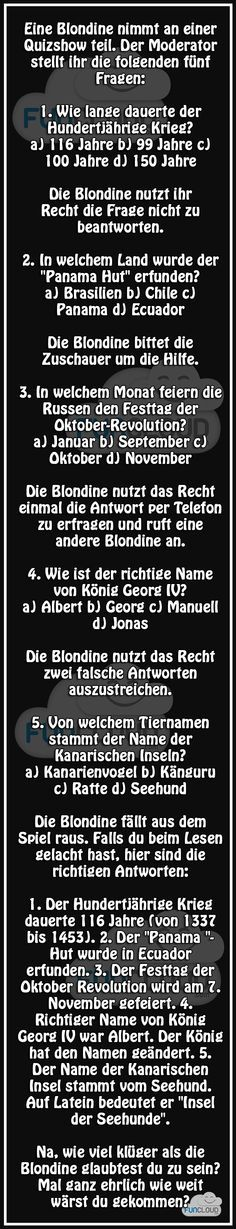 Blonde at the quiz - jokes of the day Funny Today, Funny Memes, Jokes, Joke Of The Day, Quotation Marks, Tabu, Try Not To Laugh, Funny Stories, Wise Quotes