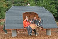 Sinnes- und Walderlebnispfad Todtnauberg Outdoor Furniture Sets, Outdoor Decor, Black Forest, Wilderness, Wildlife, Shed, Outdoor Structures, Holiday, Basel