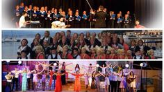 Kassiopi choir team#folk dancing group#theatre team