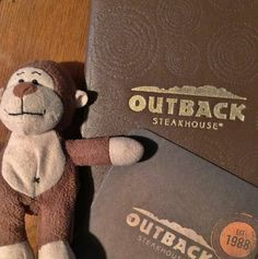 I fell asleep for the last 2 days & woke up in time for #lunch at one of my fav #food places @Outback! #downunder