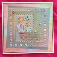 Good Evening, Did you catch Maria on Hochanda today. Bet there was lots to learn and lots of inspiration from the Clarity design team. Distress Markers, Distress Ink, Hobbies And Crafts, Crafts To Make, Parchment Cards, Wink Of Stella, Rectangle Area, Light Texture, Ink Pads