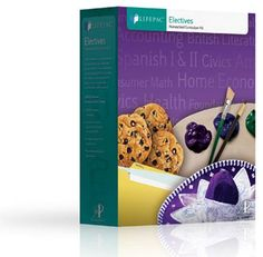 Home Economics LIFEPAC Complete Boxed Set, Family and Consumer Science from Alpha Omega