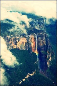 45171de1ea9 Angel s  Falls Venezuela Romantic Honeymoon Destinations