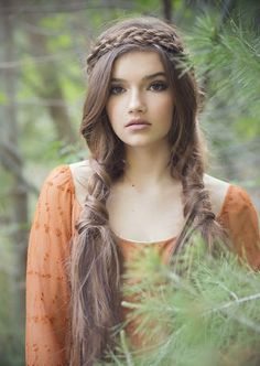 Bohemian hairstyles are worth mastering because they are creative, pretty and so wild. Plus, boho hairstyles do not require much time and effort to do. See more fabulous boho hairstyles. Braids on top of head 60 Best Bohemian Hairstyles That Turn Heads Teenage Hairstyles, Black Women Hairstyles, Pretty Hairstyles, Fairy Hairstyles, Fantasy Hairstyles, Medieval Hairstyles, Hairstyle Ideas, Senior Hairstyles, Elvish Hairstyles