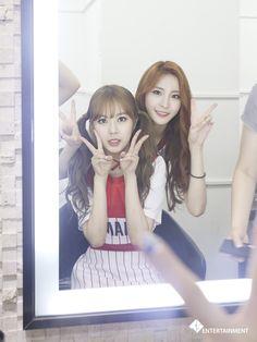 소나무(SONAMOO)::#하이디(High.D) & #나현(Nahyun)