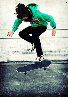 Learn how to Skateboard