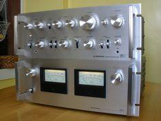 Pioneer SPEC 1 & 4 Preamp & Amp