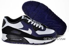 new styles 81148 60db3 Nike Air Max 90 Men White Black Purple TopDeals, Price   78.90 - Adidas  Shoes,Adidas Nmd,Superstar,Originals