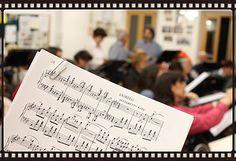 #Music, #vocal and voice #exercises as training of music lessons #Verdi #opera #Traviata #lesson #choir #lyrical #spartito #Brindisi Traviata