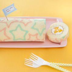Gâteaux Japonais roulés / Kitchen Jukebox