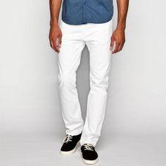 LEVI'S 513 Mens Slim Straight Jeans