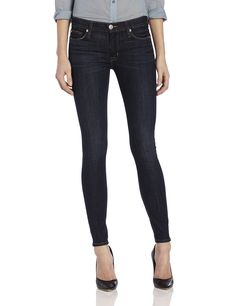 Hudson Jeans Women's Nico Skinny Fit Midrise Jean in Abbey * See this great product.