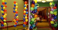Candy Birthday Party Decoration