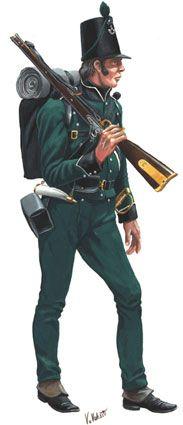 Исторический момент Стр.11 :: Британская армия начала - середины XIX в. Структура, форма :: Дамский клуб LADY