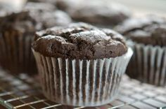 Chocolate Persimmon Muffins Recipe on Food52, a recipe on Food52