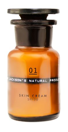 Dr. Simon Jackson's a doctor of Pharmacognosy - the study of medicines derived from natural sources and he's created a skin-care range which includes Baobab. Read more on vogue.com