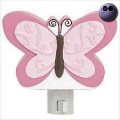 Pink Butterfly #Little boutique night light