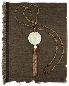 Lucky Tassel Necklace - Large