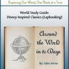Set forth on a whirlwind adventure around the globe with Jules Vernes' classic Around the World in 80 Days using this World Study Guide from World ...